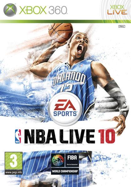 NBA Live 10 XBOX 360