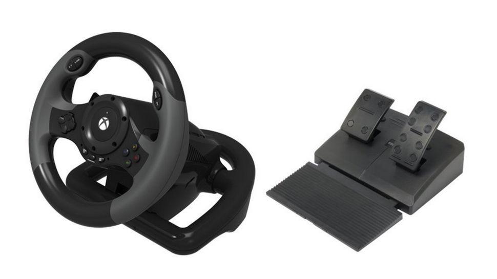 XboxOne Руль Hori Racing Wheel Controller (XBOX-005U)