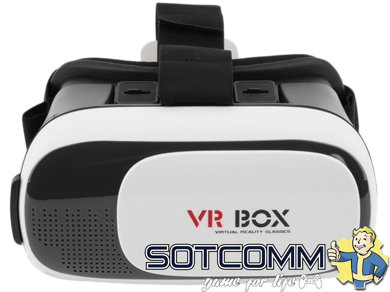 шлем виртуальной реальности VR BOX в Челябинске