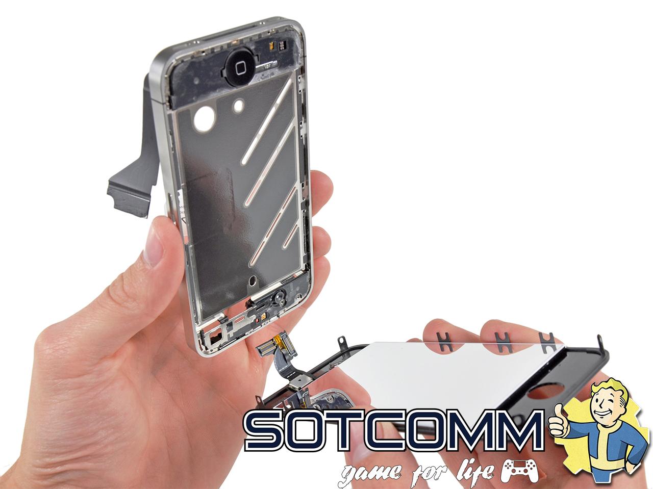 Ремонт айфона в Челябинске
