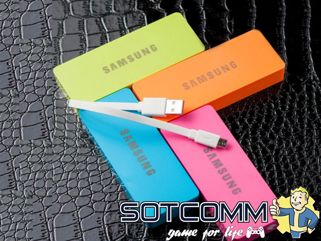 Стоимость Power Bank внешний аккумулятор UD-5 Samsung 6000mah