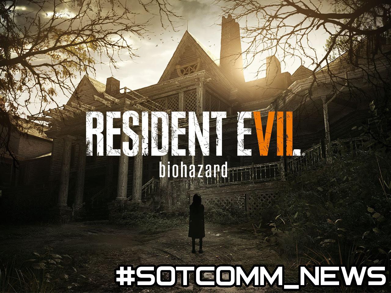 Resident Evil 7 на Gamescon 2016