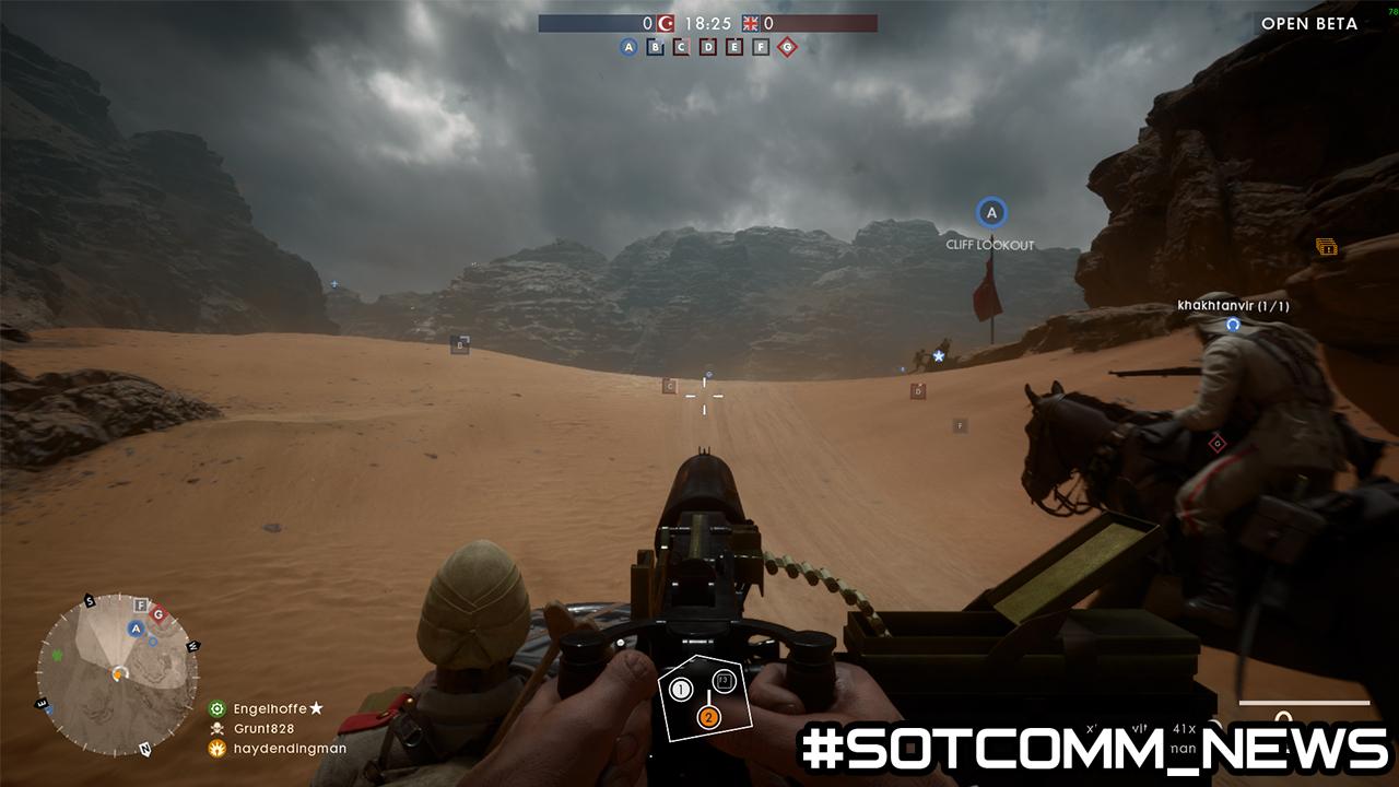 озвучили системные требования Battlefield 1
