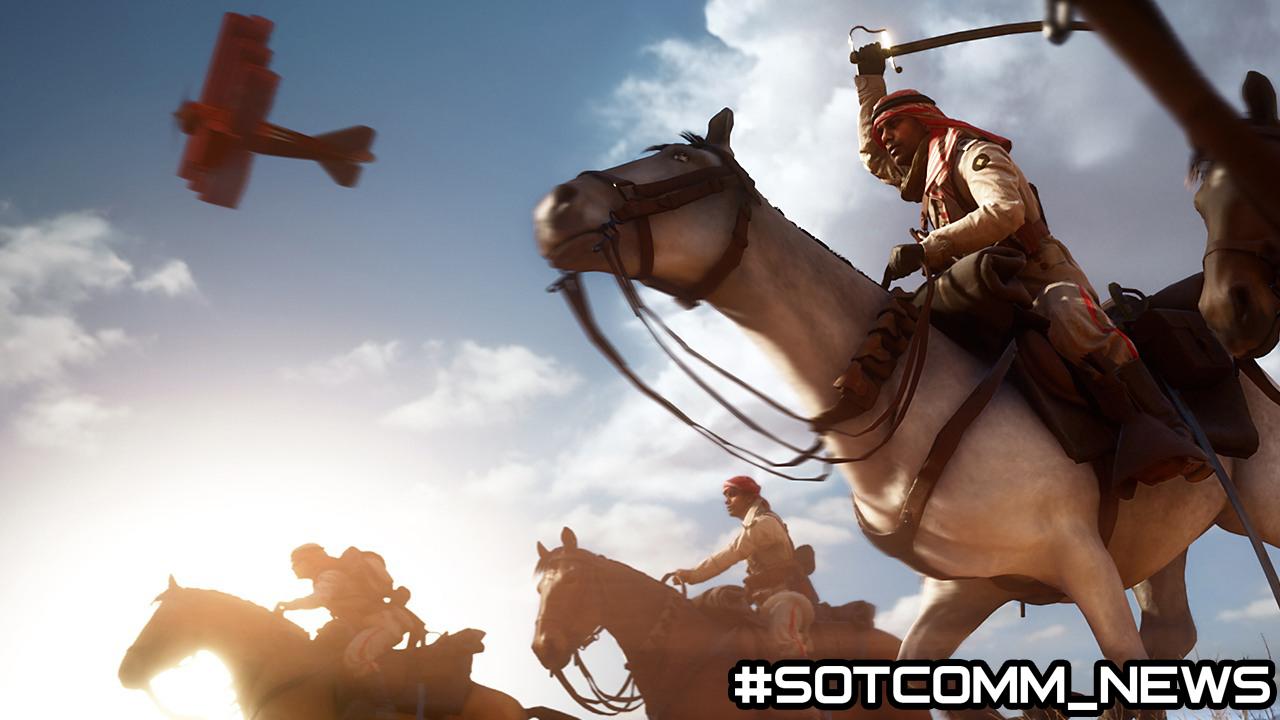 EA озвучили системные требования Battlefield 1