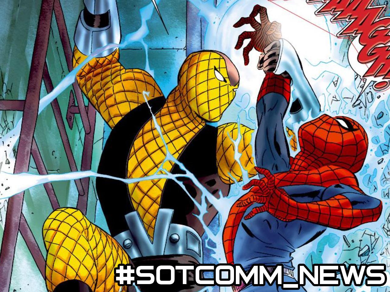 Spider Man 2017 Shocker German Schultz herman schultz