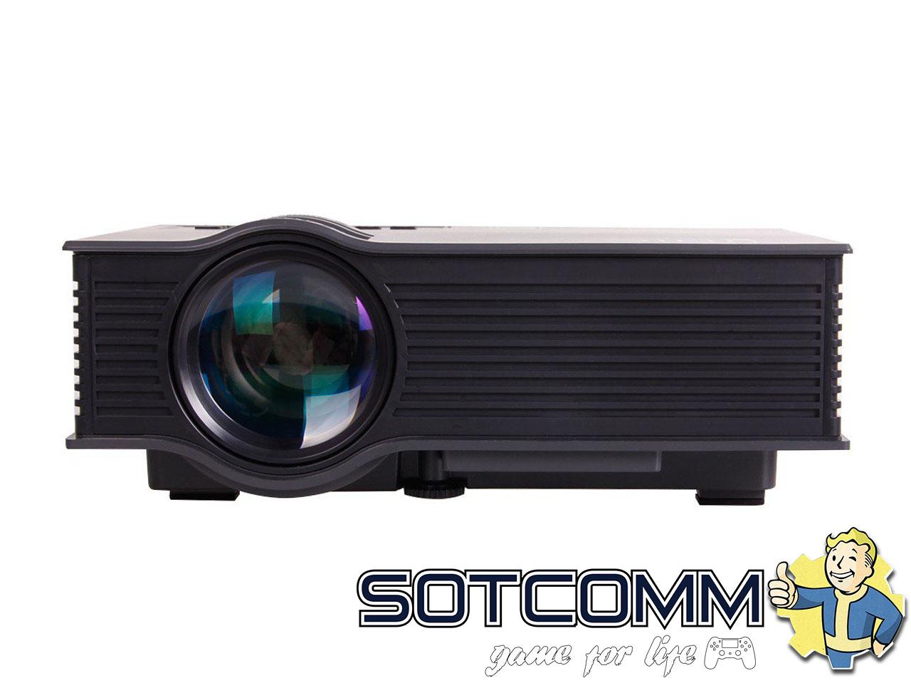 LED проектор UNIC UC46