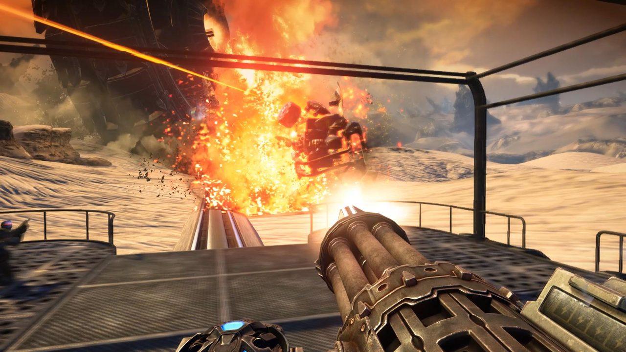 Bulletstorm: Full Clip
