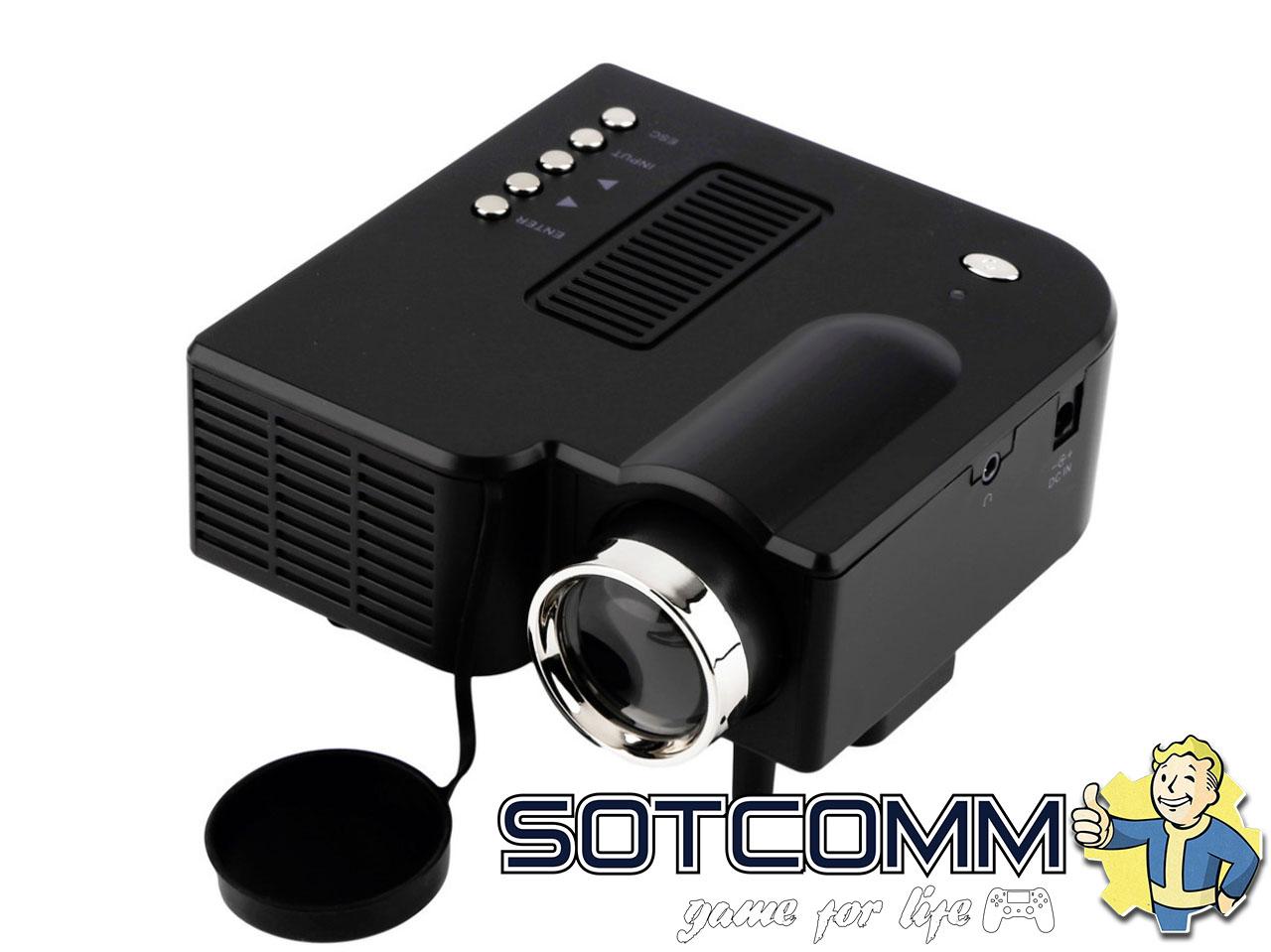 LED проектор UNIC UC28