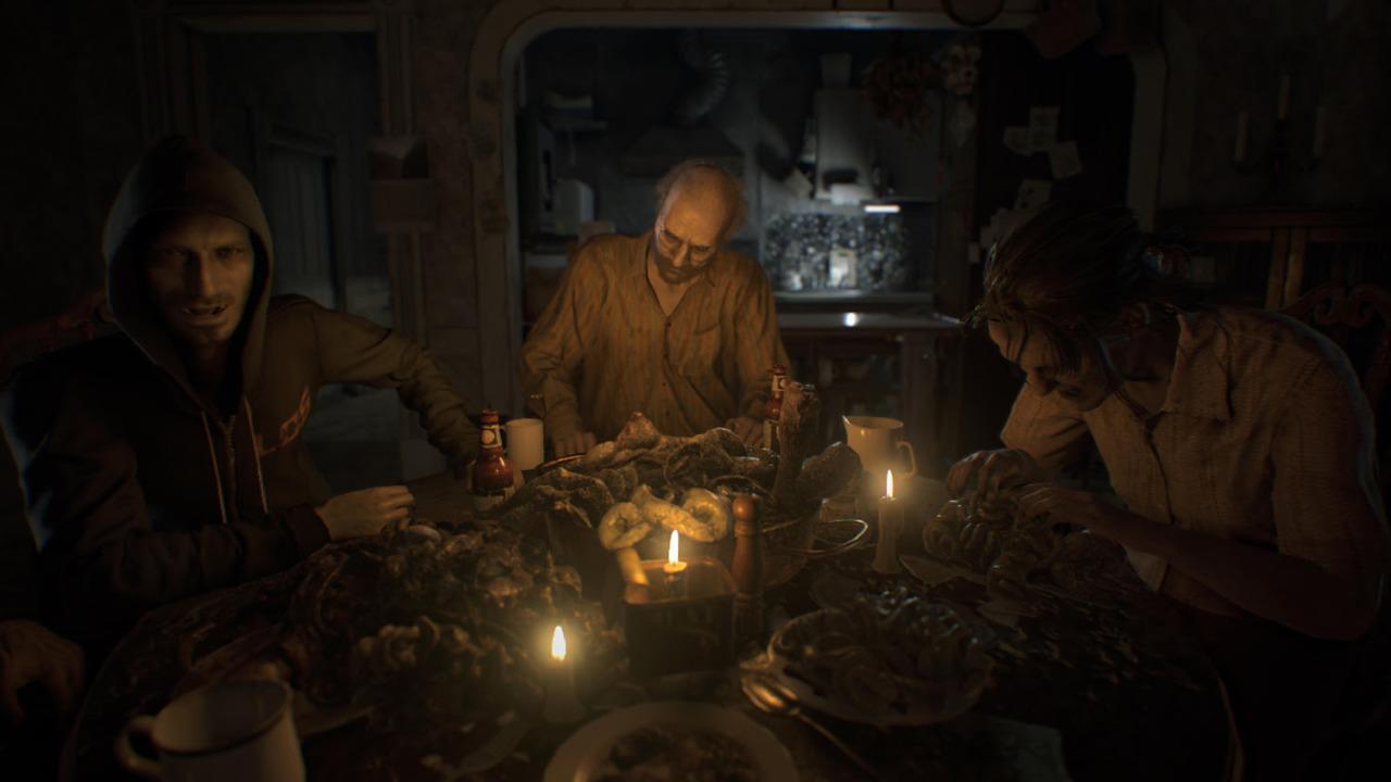 Критики оценили игру Resident Evil 7