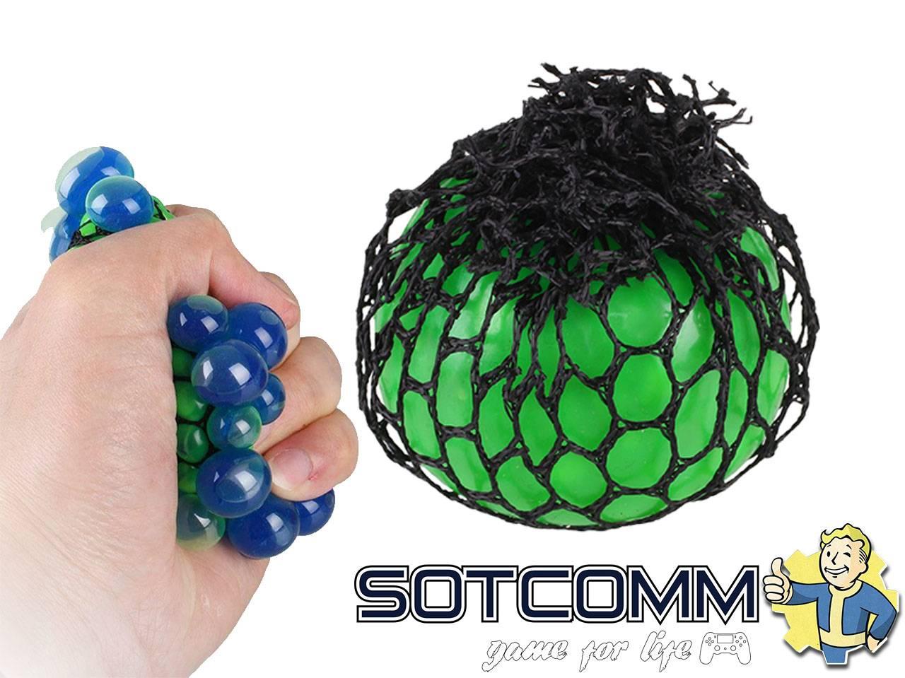Мячик-Антистресс игрушка Funny bubbles