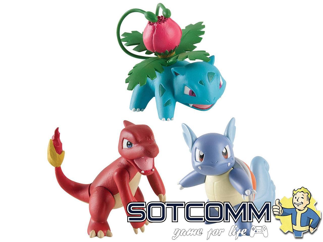 Игрушки фигурки Покемоны Pokemon GO