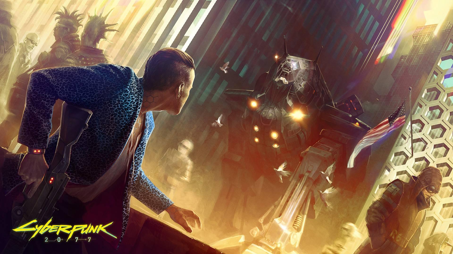 Дата выхода Cyberpunk 2077
