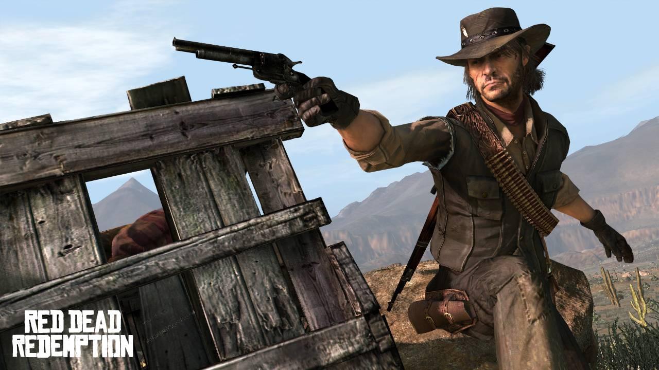 играть Red Dead Redemption на PC