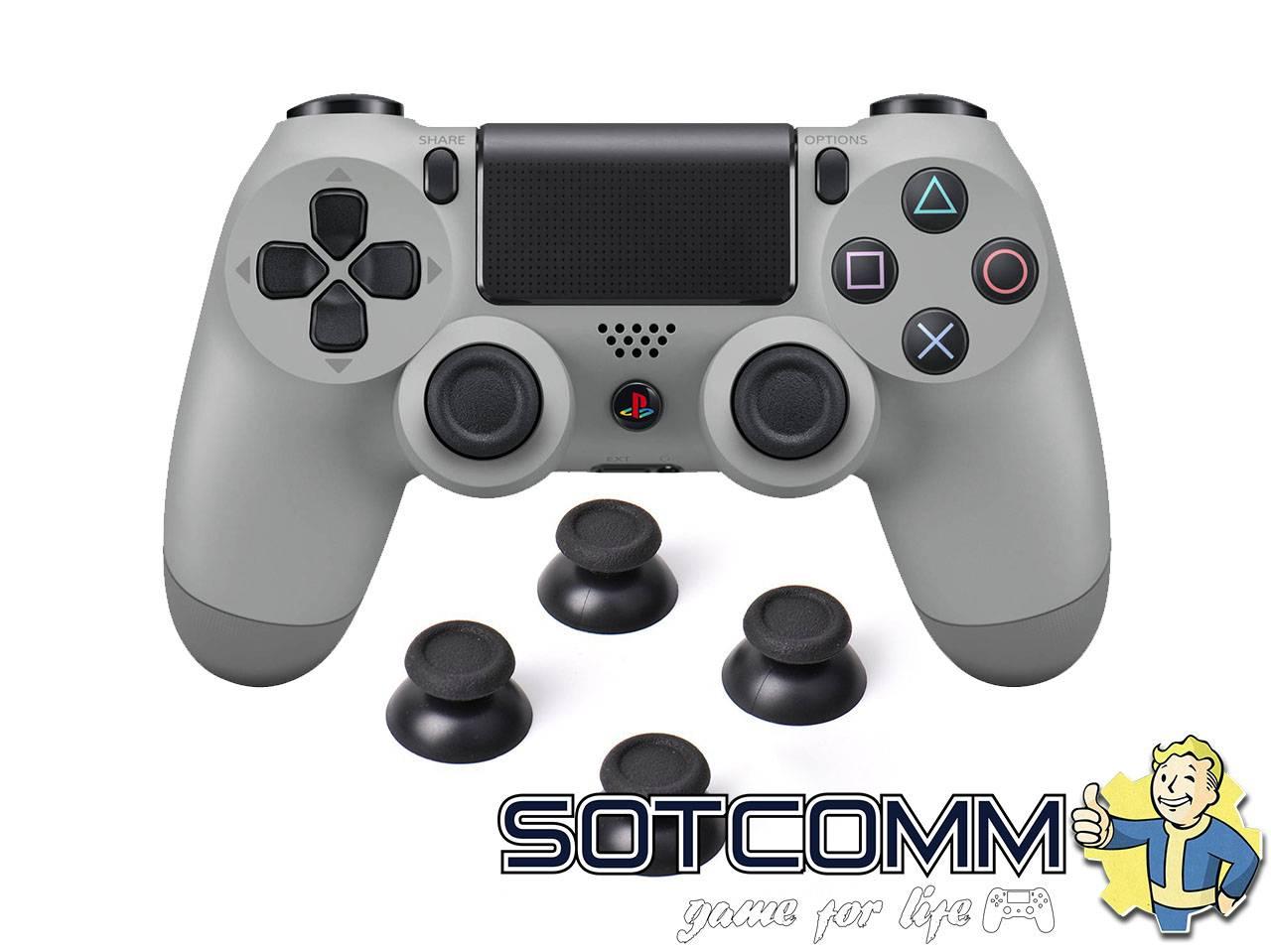 Профессиональный ремонт геймпадов PlayStation 4