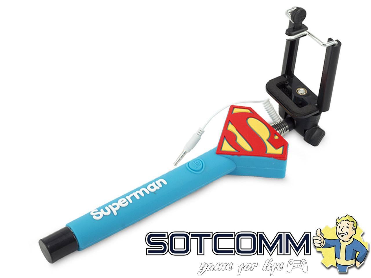 Селфи палка Superman