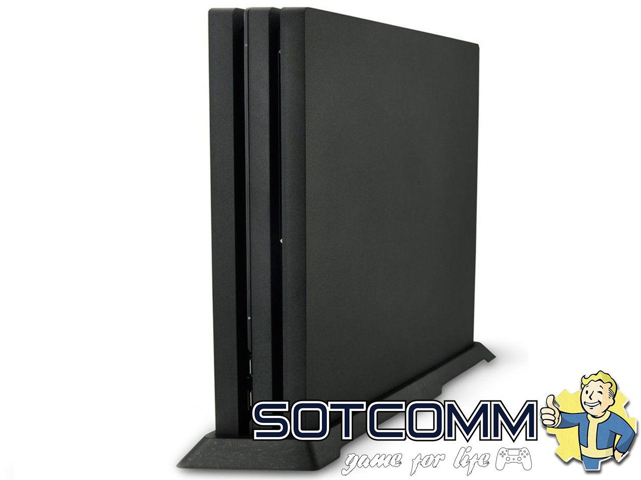 Подставка вертикальная OIVO Magic Vertical Stand для PS4 Pro