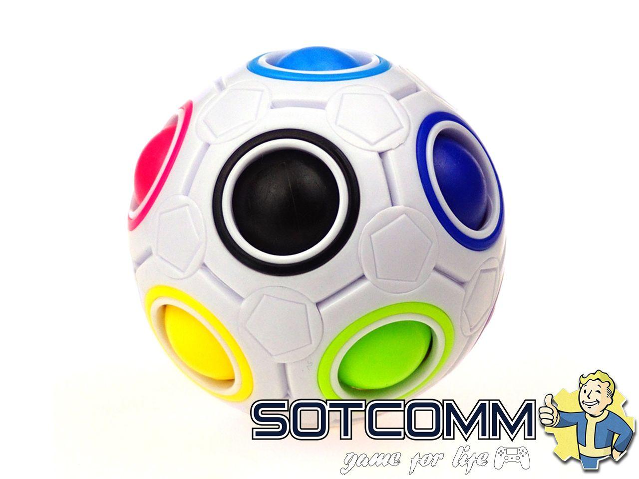 Magic rainbow ball шар Рубика
