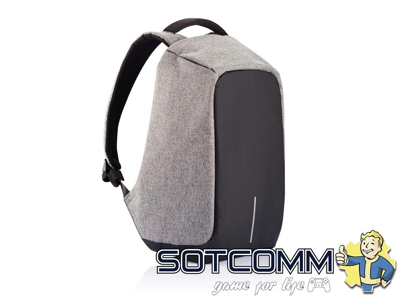 Рюкзак XD Design Bobby с защитой от воров