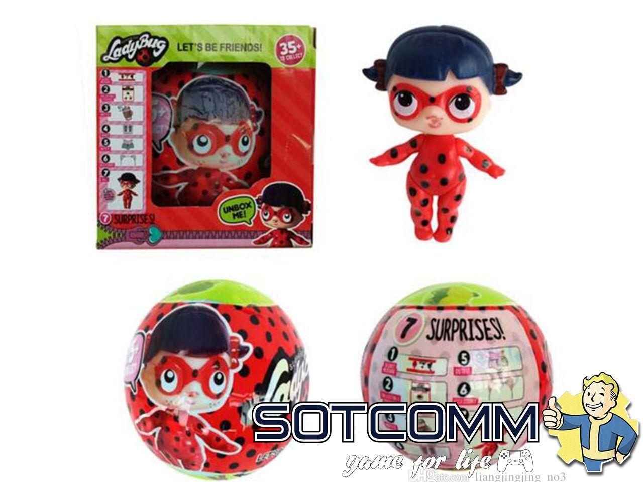 Кукла LOL Леди Баг LadyBug