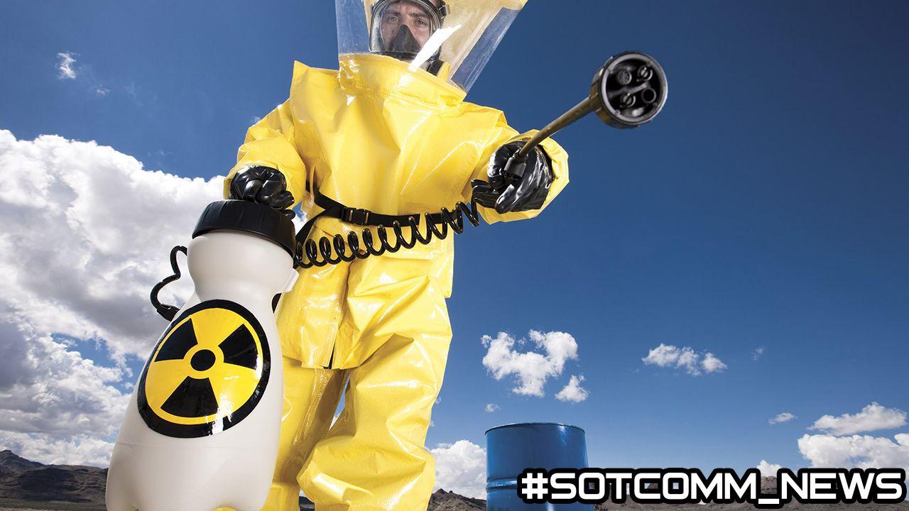 Под Челябинском зафиксирован мощнейший радиоактивный выброс