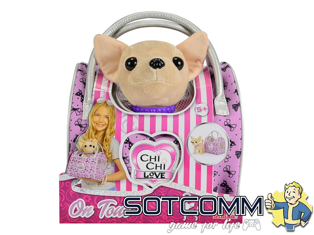 Собачка в сумочке Chi Chi Love Чичилав
