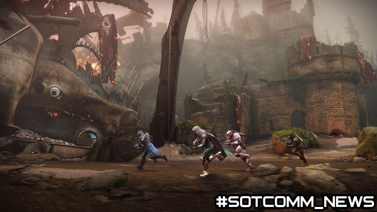 В Destiny 2 предлагают играть бесплатно