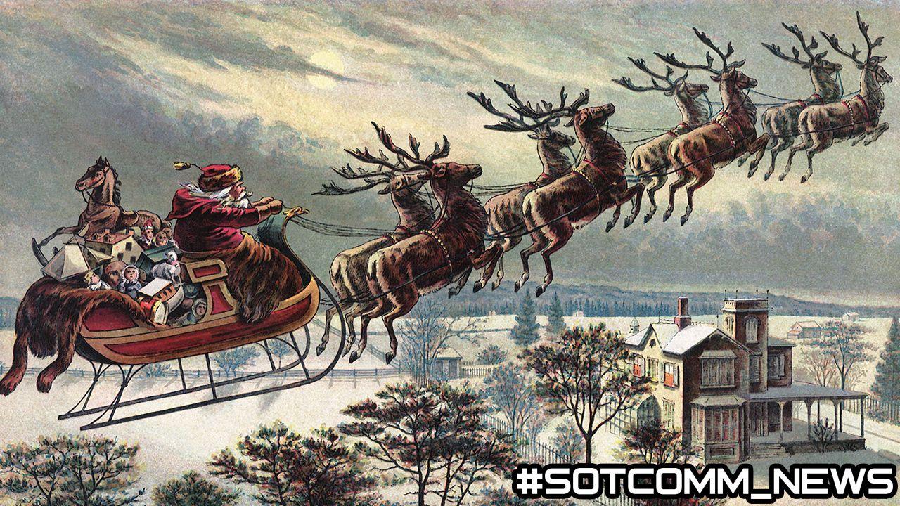 Раскрыли страшную тайну Санта Клауса