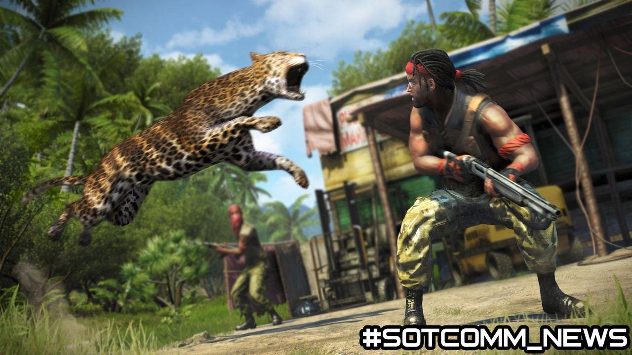 Новую игру Far Cry 3 Classic Edition предлагают получить бесплатно