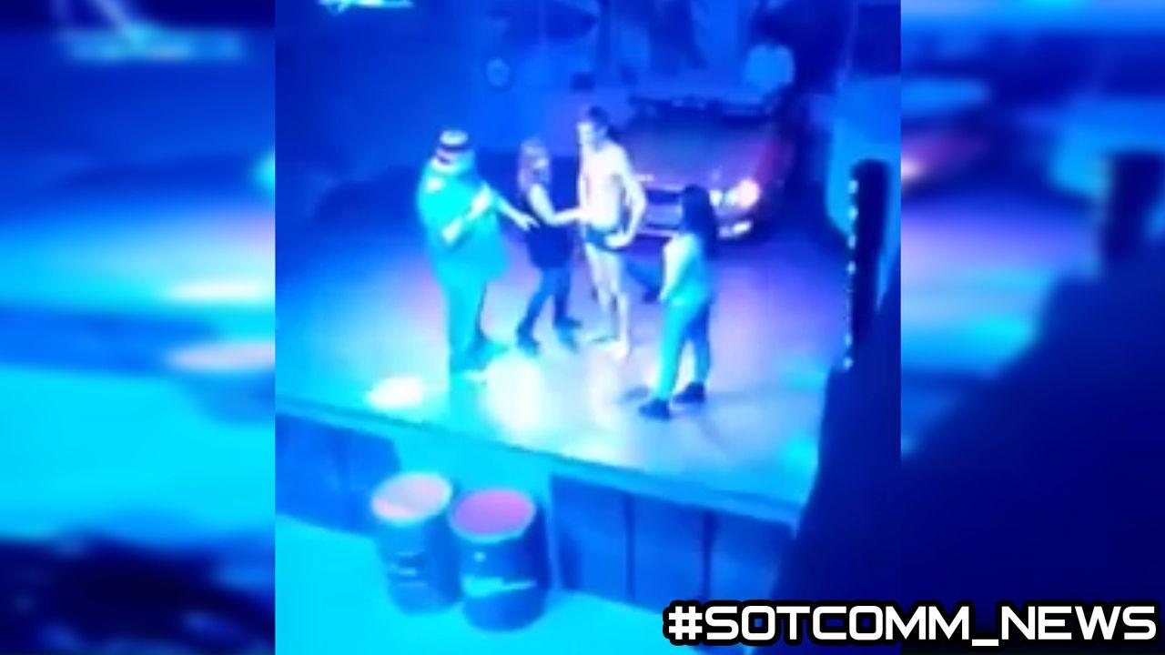 Студентка из Томска ради коктейлей сделала минет на сцене клуба и попала на видео