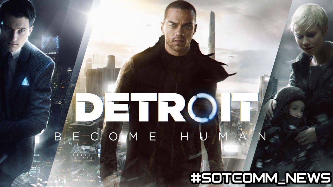 Бесплатно предлагают игру Detroit: Become Human