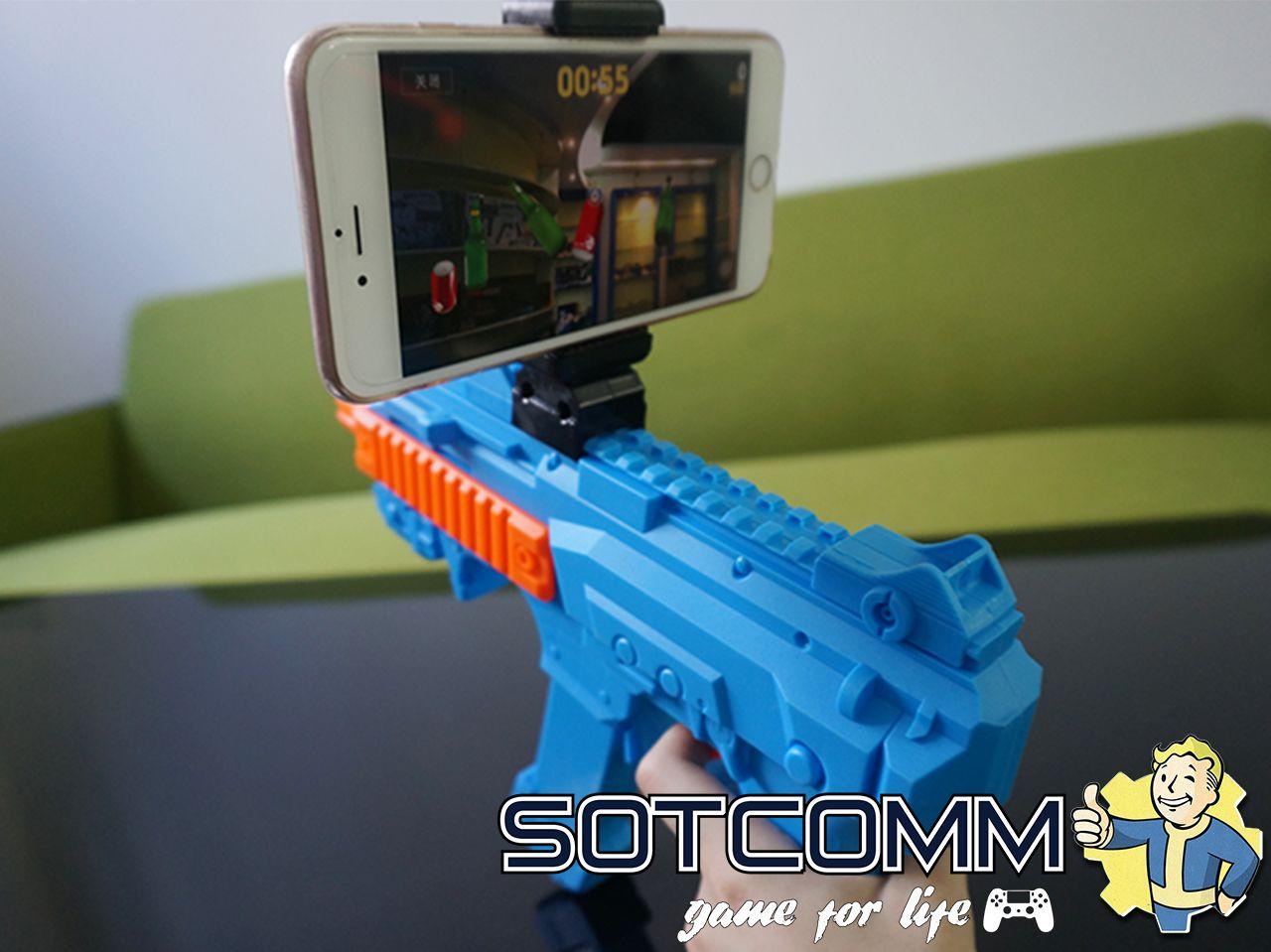 Ar Game Gun DZ-822