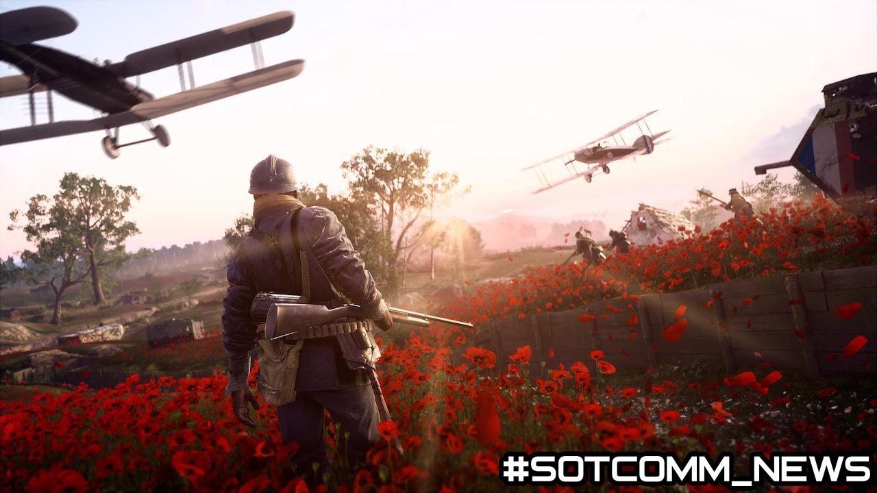 Бесплатно и навсегда раздают Battlefield 1: They Shall Not Pass