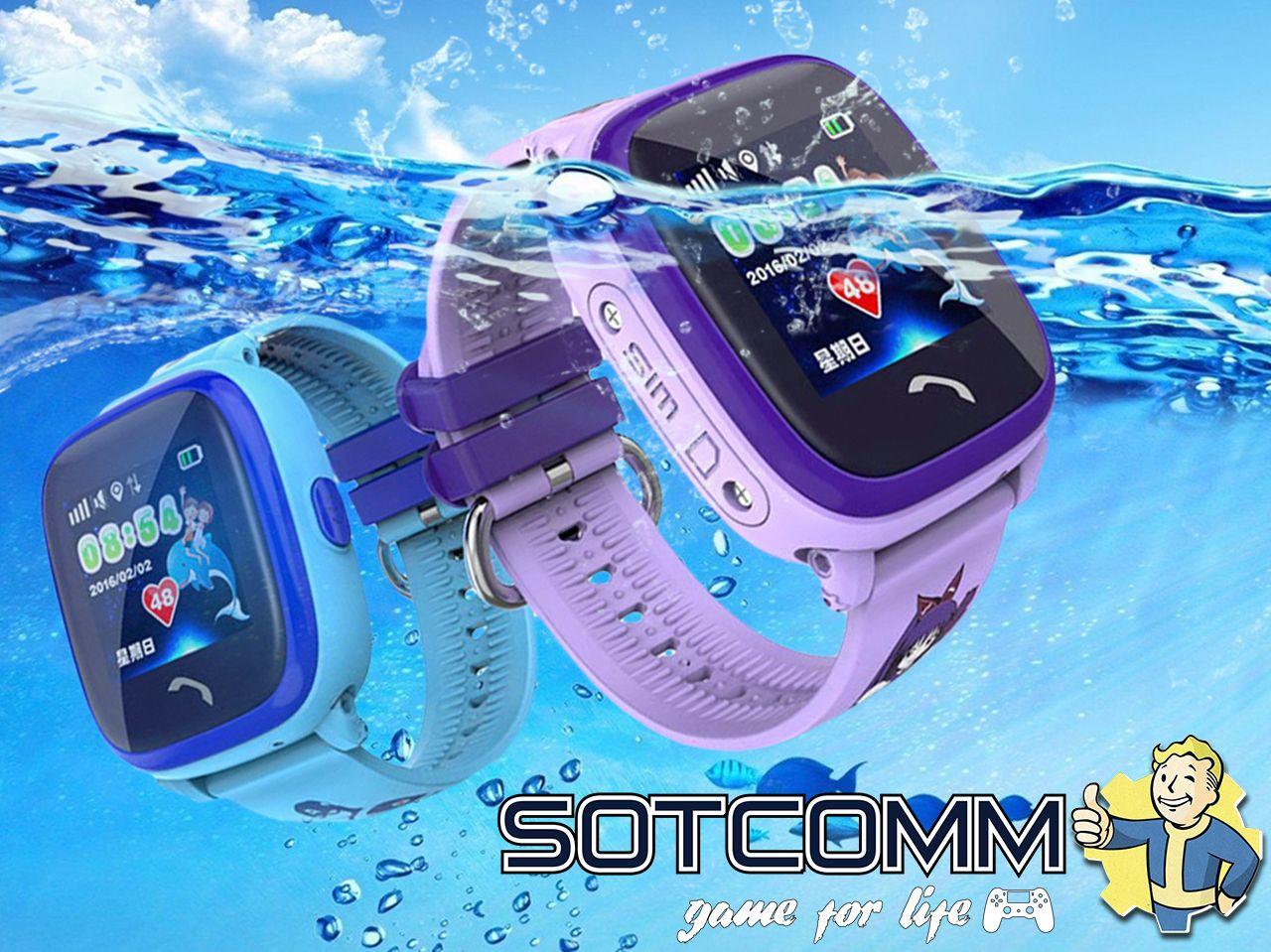 Wonlex Smart baby watch GW400S BF25 купить в Челябинске