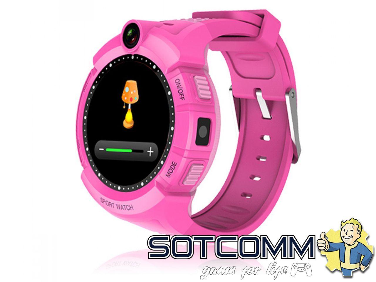 Wonlex Smart baby watch Q360 GW600