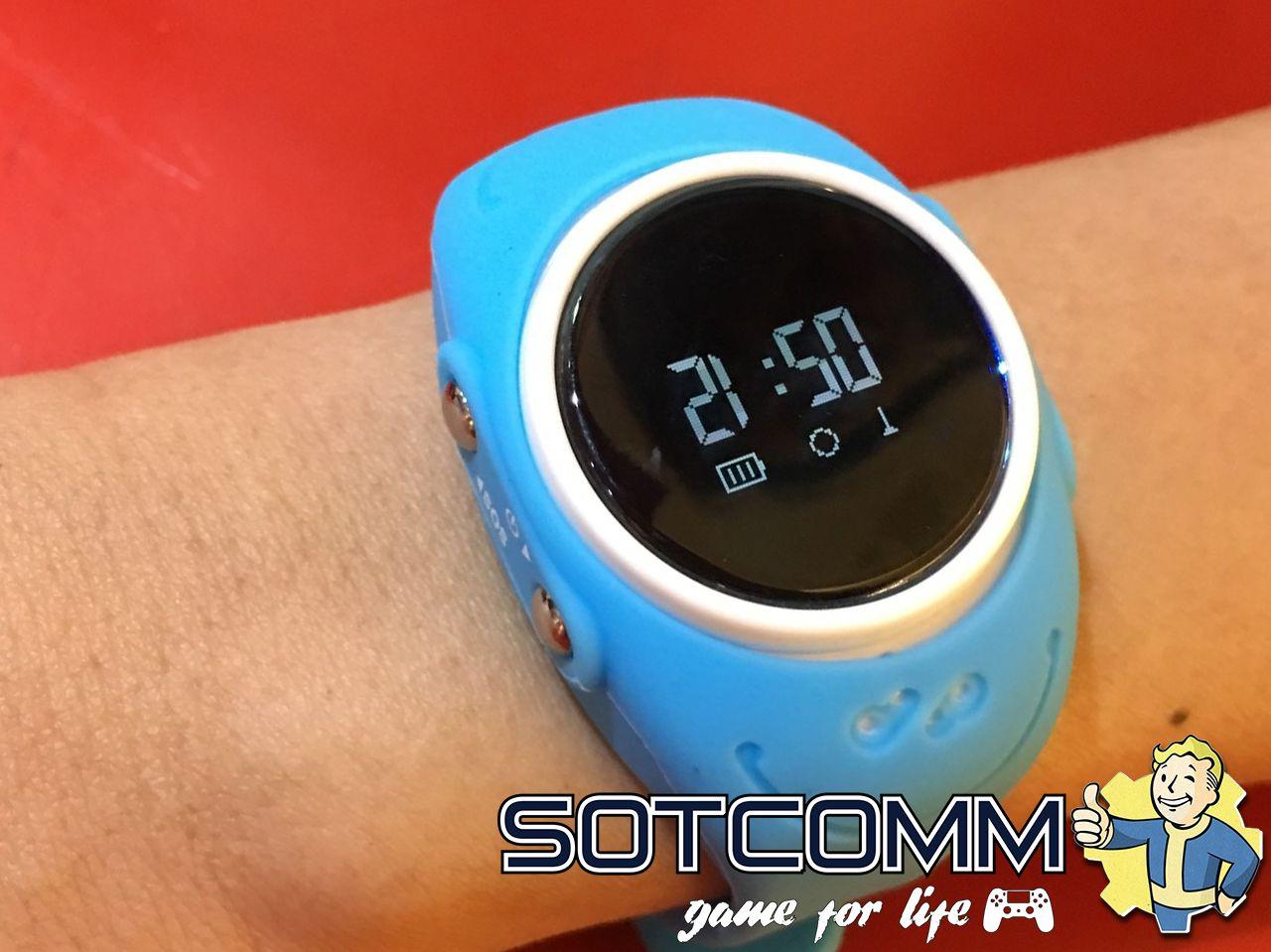 Детские смарт часы с GPS Wonlex Smart baby watch Q520 GW300S купить в Челябинске