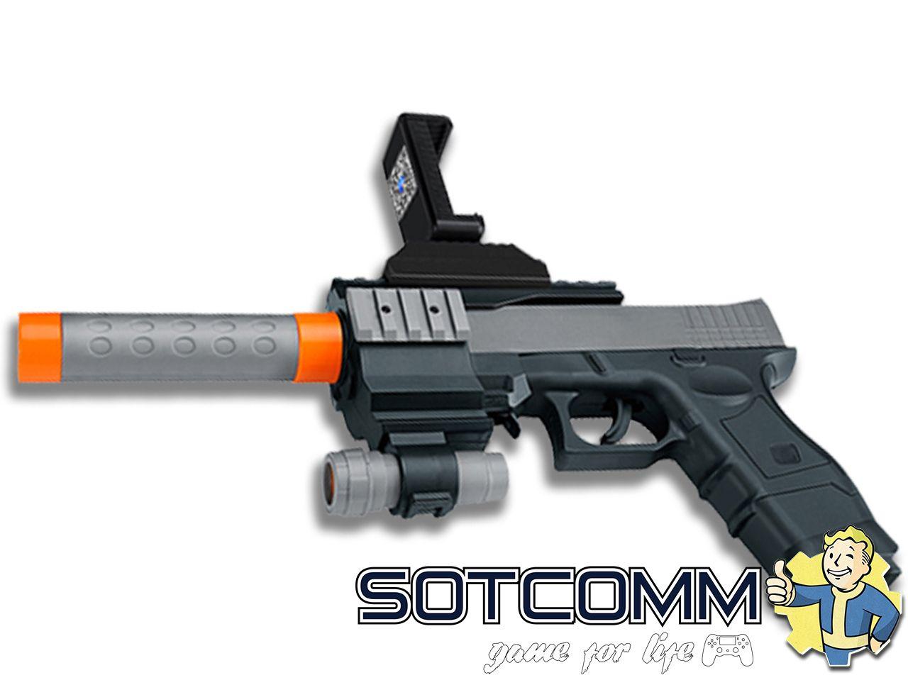 Пистолет дополненной реальности Ar Game Gun DZ-825 купить в Челябинске