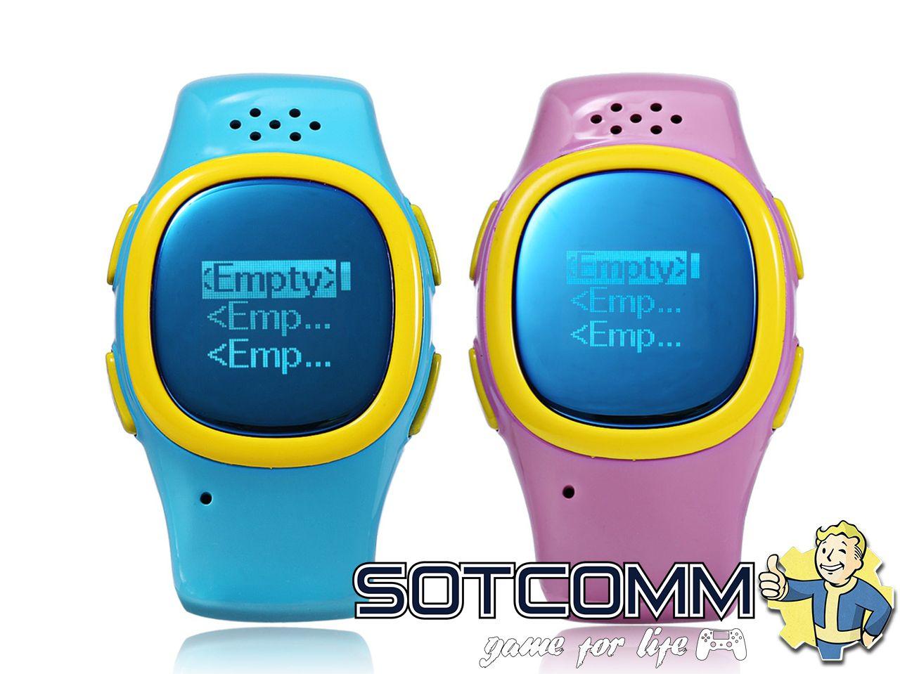 Детские смарт часы с GPS CITYEASY 520