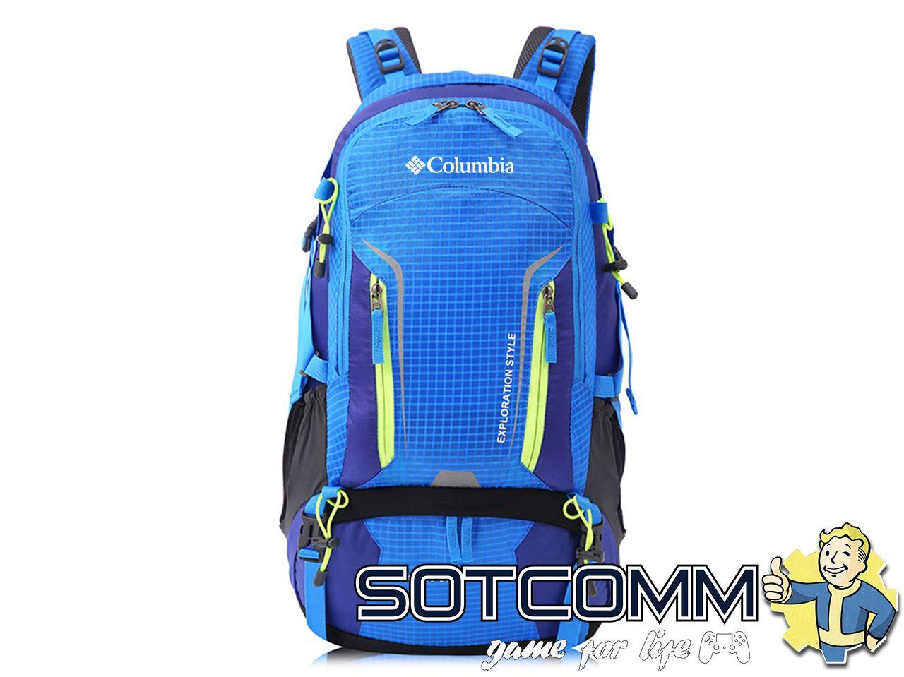 Туристический рюкзак Columbia 50L
