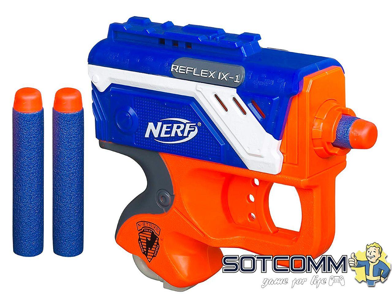 Nerf Reflex Ix-1 Челябинск