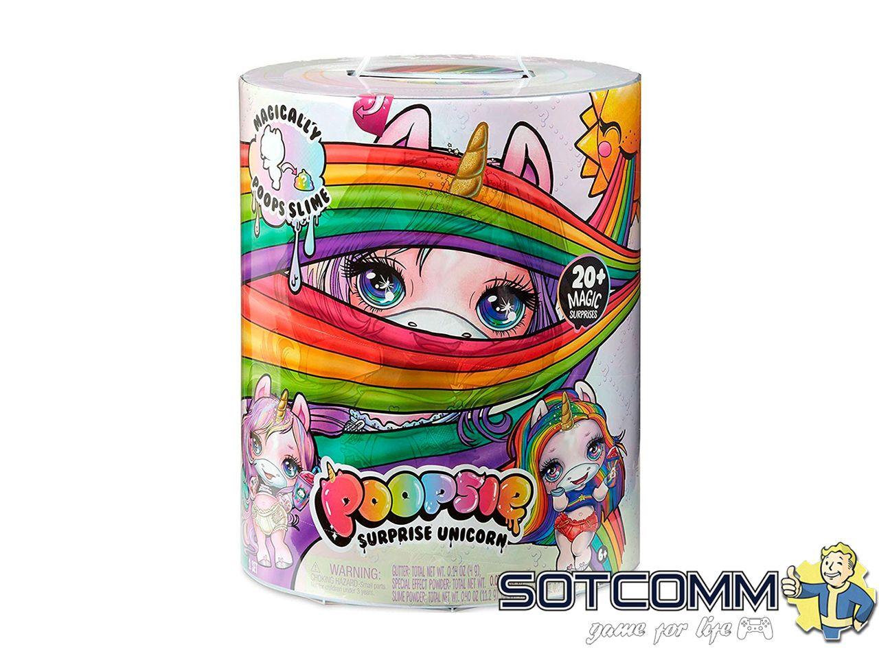 Игровой набор Пупси единорог Poopsie Surprise Unicorn mini