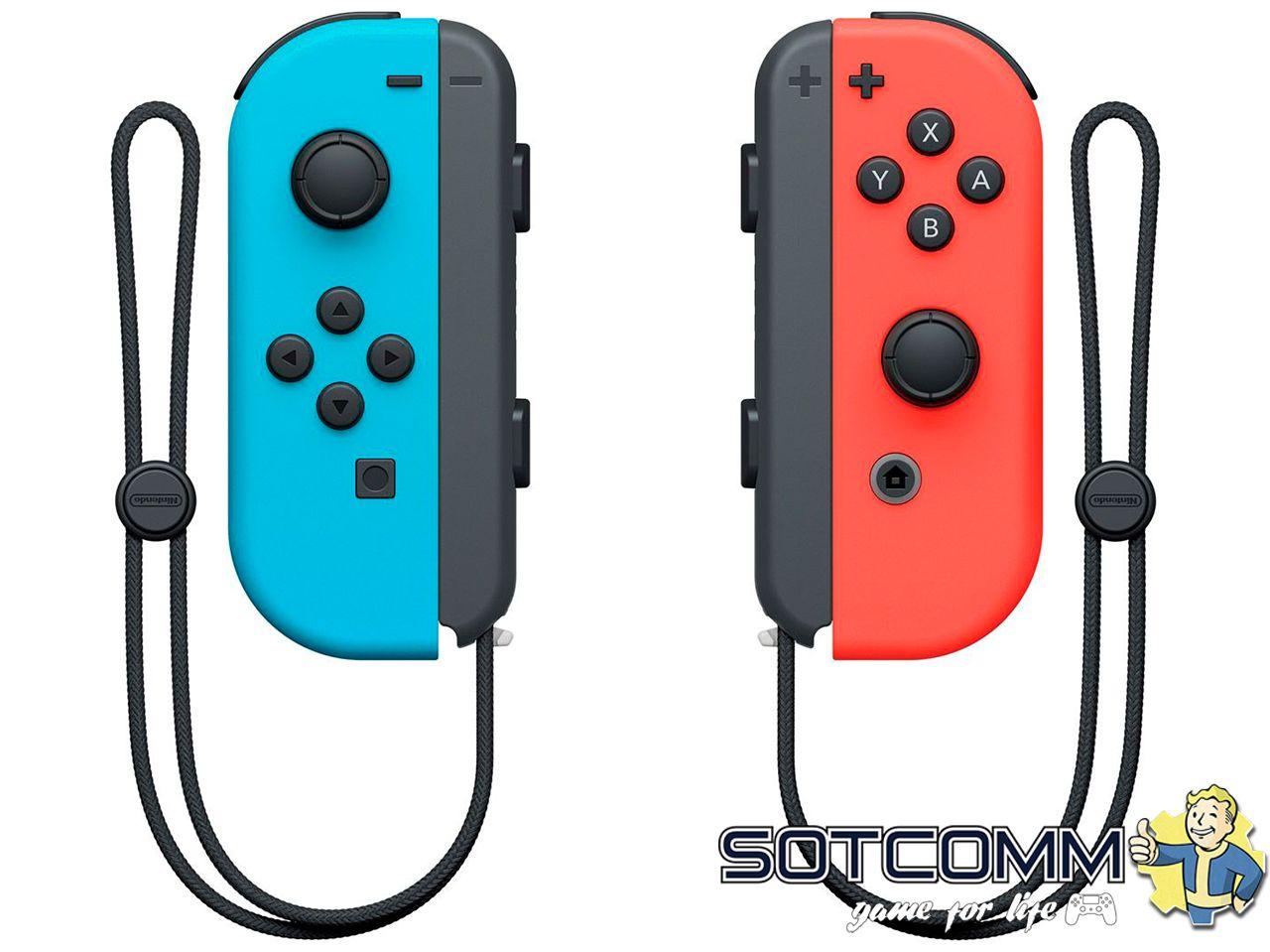 Joy-Con для Nintendo Switch