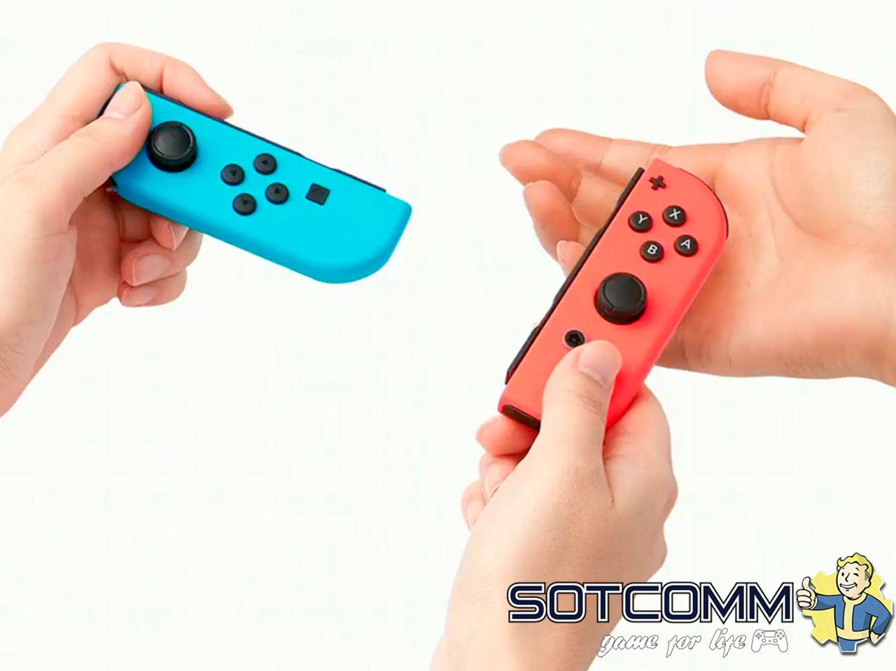Набор 2 контроллера Joy-Con