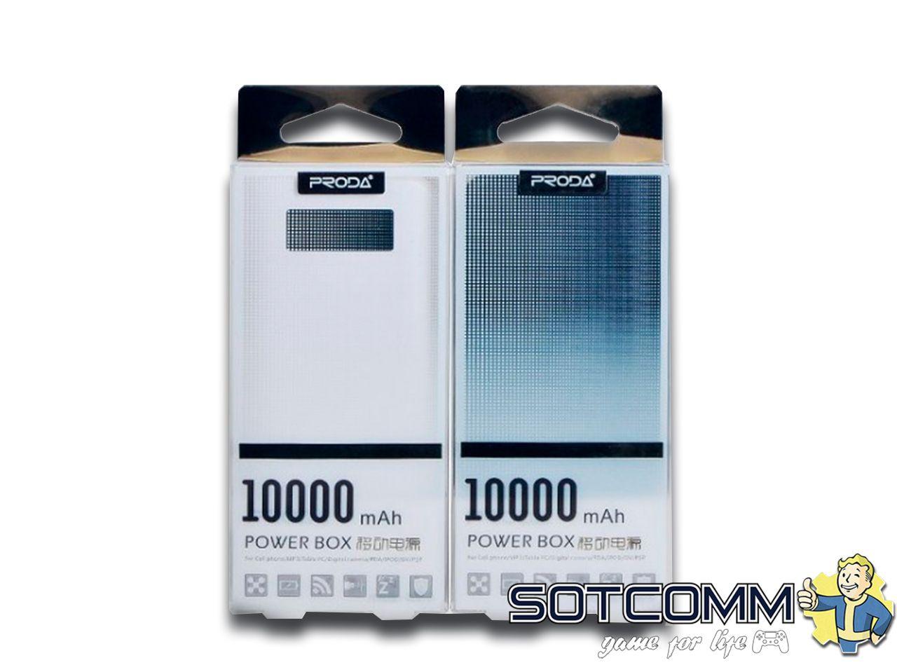 Remax Proda Power Box 10000mAh
