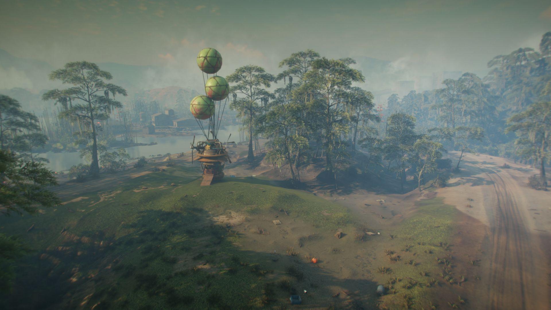 Топи Секрето (Sekreto Wetlands) где найти Волшебника Пустошей Rage 2