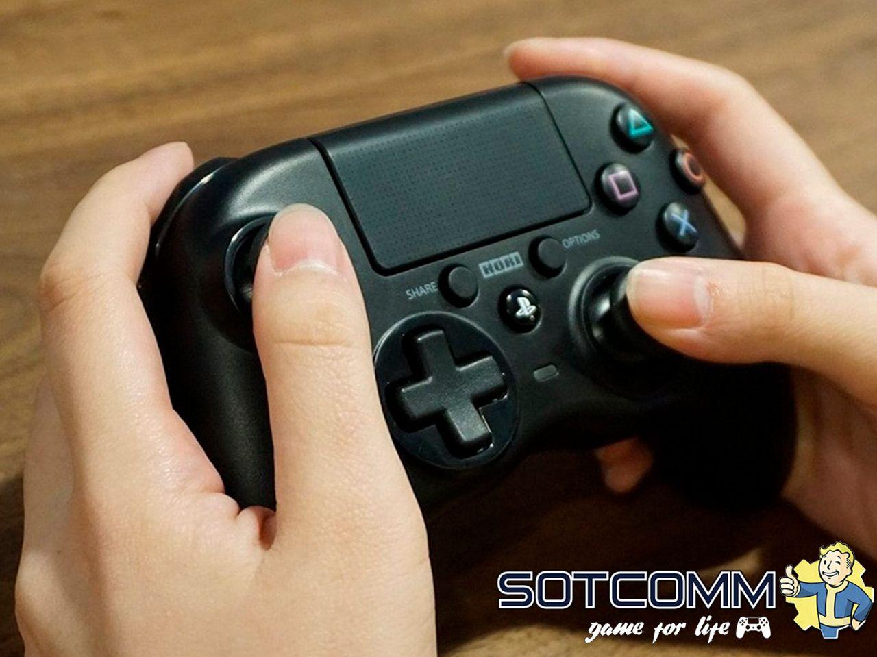 Беспроводной геймпад Hori Onyx (PS4-106E)