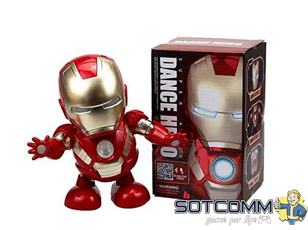 Dance Hero — Iron Man (Железный человек)