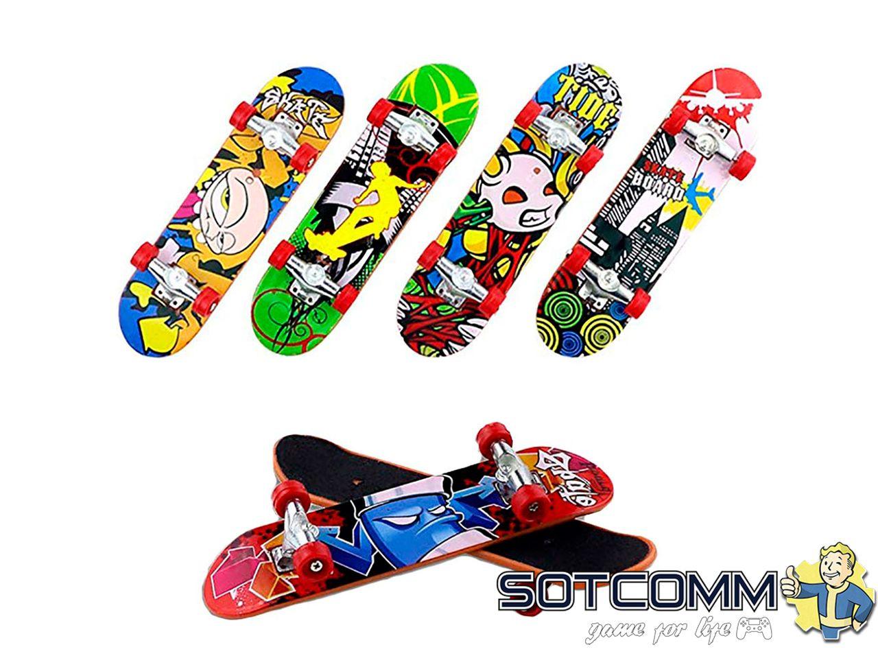 Фингерборд Skate park (скейт для пальцев)