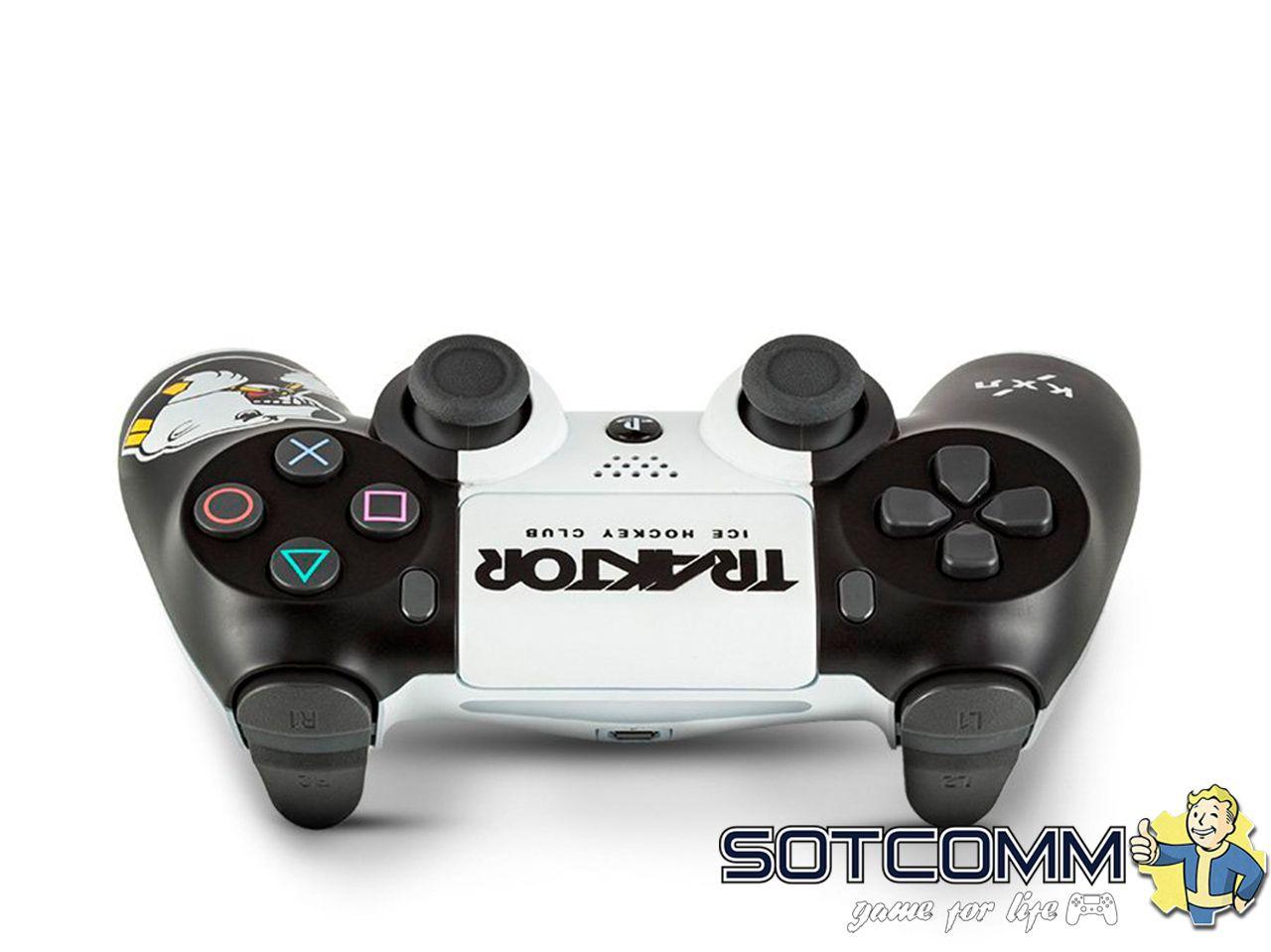 Геймпад Sony Dualshock 4 КХЛ Трактор
