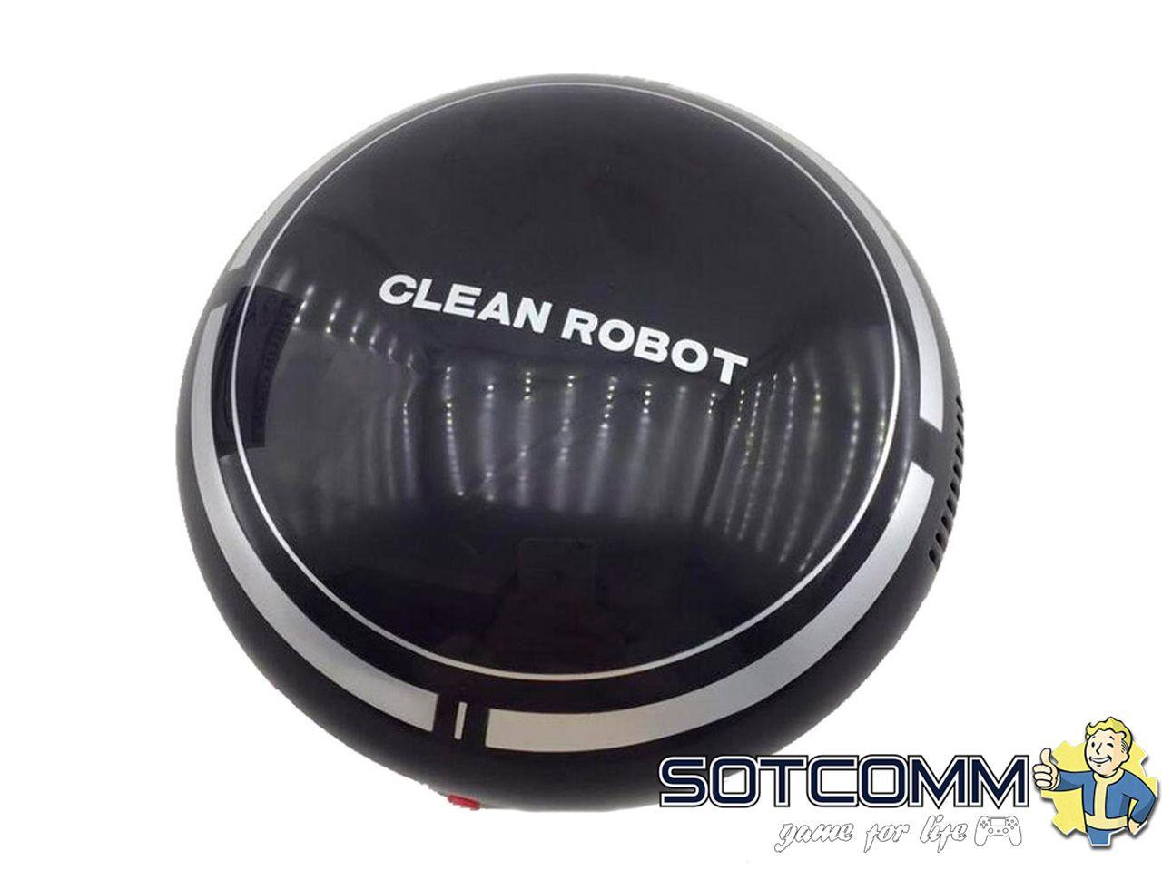 Мини робот пылесос Sweep robot
