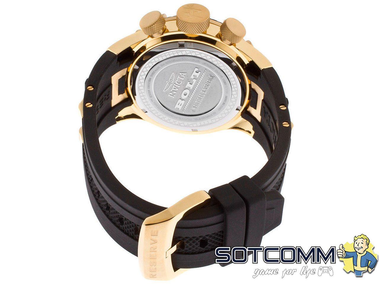Мужские элитные наручные часы Invicta Bolt 17467